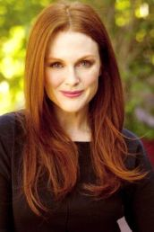 Actress Julianne Moore poses at a portrait session for the Los Angeles Times on December 16, 2010 in Hollywood, California . Published Image. CREDIT MUST READ: Kirk McKoy/Los Angeles Times/Contour by Getty Images.