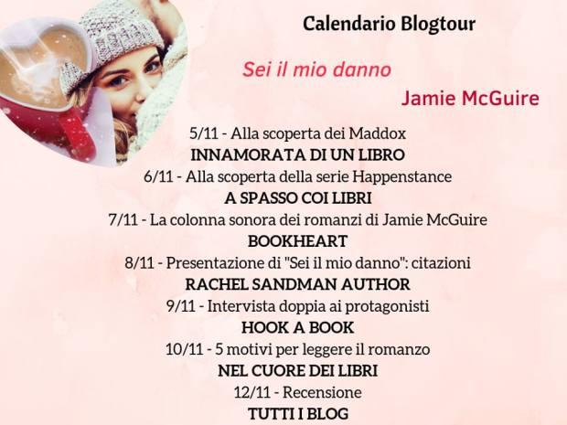 Calendario McGuire